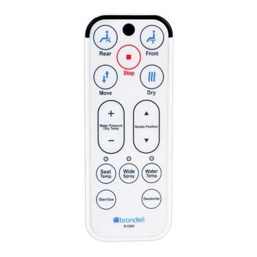 Brondell Swash 1000 Remote Control