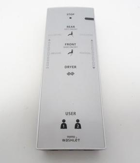 Toto Washlet S300e Remote Control