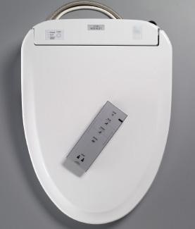 Toto Washlet S300e toilet seat bidet