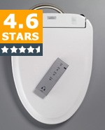 Toto Washlet S350e Rating