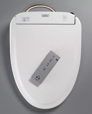 Toto Washlet S350e toilet seat bidet