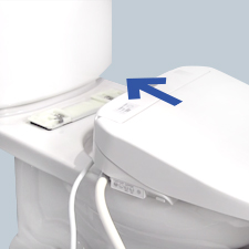 how to attach a bidet seat
