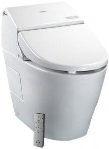 Toto G500 bidet toilet