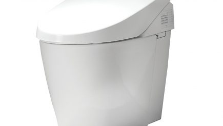 Toto Neorest 550H bidet toilet combo