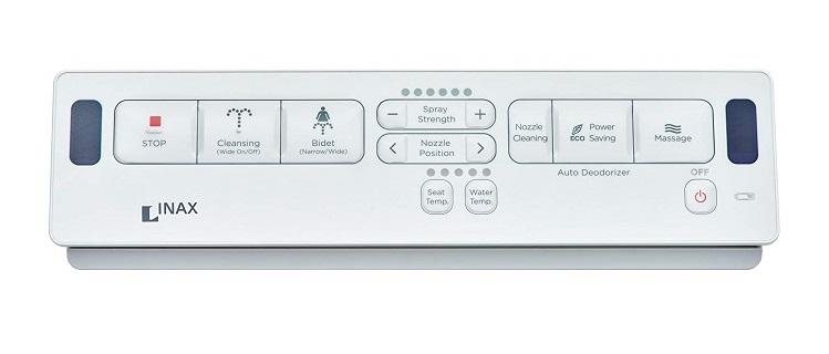 INAX 8012A remote control
