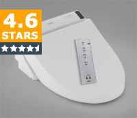 Toto Washlet C200 Rating